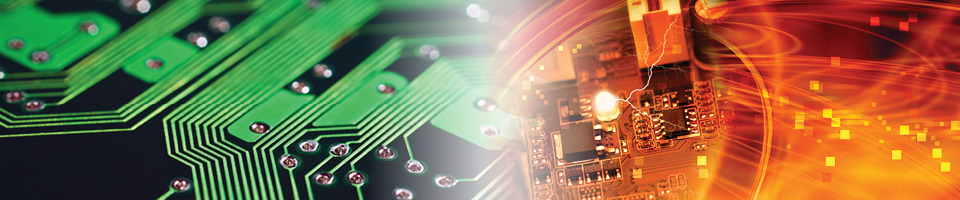 semiconductor on electrical circuitry