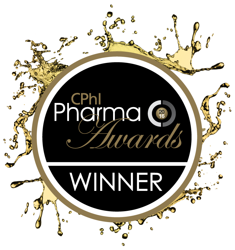 CPhI Pharma Awards Winner 2016