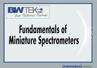Webcast_Fundamentals_Miniature_Spectrometers