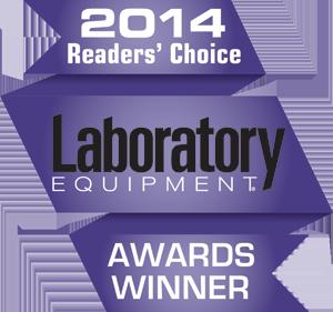 2014 Laboratory Equipment Readers' Choice Awards Winner